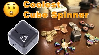 Download Coolest 2017 $35 Spincube! Best fidget spinner (cube) review on amazon + giveaway #67 Video