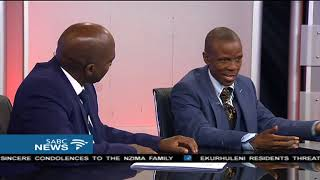 Download Prophet Bushiri, Pastor Mboro speak to SABC News Video