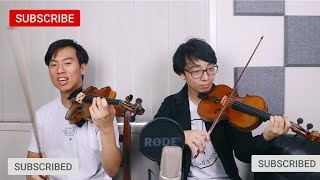 Download ″Subscribe Sonata″ for 2 Violins Video
