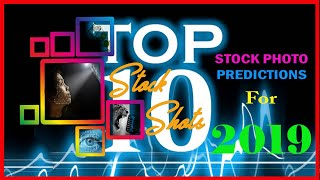 Download Top 10 Trends in Stock Photography 2019. More money for your stock images... Video
