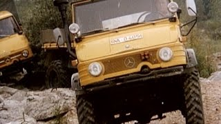 Download The Unimog. History of an unique vehicle concept. Video