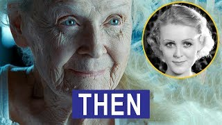 Download This how the elder Rose from Titanic looked like when she was young Video