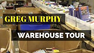 Download Greg Murphys Million Dollar Book Selling Operation [Full Walk Through - 60,000 Sq. Feet ] Video