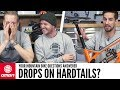 Download Riding Drops On Hardtails? | Ask GMBN Anything About Mountain Biking Video