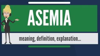 Download What is ASEMIA? What does ASEMIA mean? ASEMIA meaning, definition & explanation Video