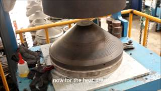 Download Shok Distribution! How Speaker cones are made! (for mobile users)n Video
