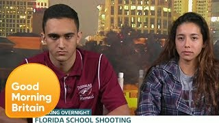 Download Classmates of Florida Shooter Say They Suspected Him | Good Morning Britain Video