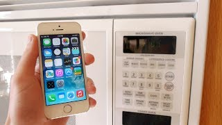 Download Charge your iPhone 5S in 3 Seconds! (Microwave) Video