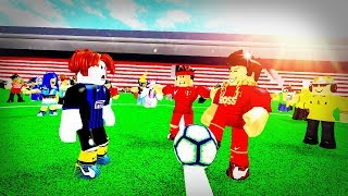 Download ROBLOX BULLY STORY - Soccer Champions (Football Animation) Video