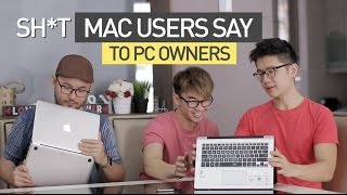 Download Sh*t MACBOOK Users SAY to PC Owners | TricycleTV Video