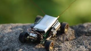 Download Smallest rc car with camera / Микро машинка с камерой Video