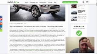 Download Ford Mustang Crossover is the ugliest thing I've ever seen! Video
