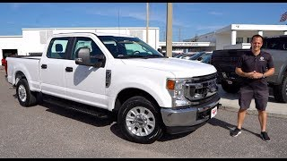 Download Is the 2020 Ford F-250 Super Duty 7.3L V8 the BEST in class work truck? Video