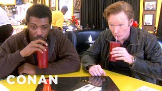 Download Conan & Deon Cole's Soul Food Adventure - CONAN on TBS Video