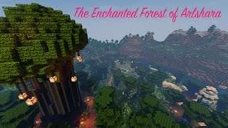 Download The Enchanted Forest of Arlshara (Minecraft SpeedBuild) Video