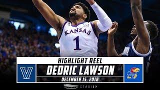 Download Dedric Lawson Highlights: Villanova-Kansas 2018 | Stadium Video