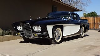 Download Batmobile in a Tuxedo ? It's a 1958 Gaylord Gladiator & Engine Sound My Car Story with Lou Costabile Video
