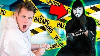 Download CAPTURING THE GAME MASTER! (Exploring Project Zorgo Secret Base) Video