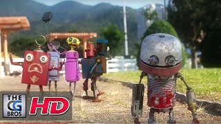 Download CGI 3D Animated Short: ″Rubbish Robot″ - by Infinity Digital Creation Limited Video
