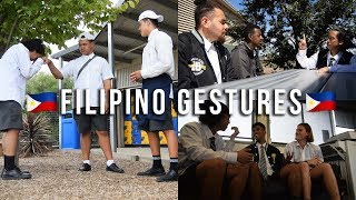 Download Foreign Students React to FILIPINO GESTURES! | KDFilmz Video