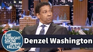 Download Denzel Washington Reunited with His Childhood Librarian Video