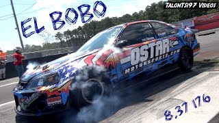 Download Fastest SFWD Civic in Action! El BoBo Racing Video