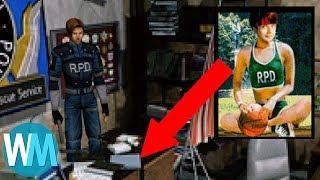 Download Top 10 Resident Evil Easter Eggs Video