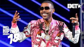 Download Lil Duval Ain't Going Back And Forth With You, He's Living His Best Life! | Hip Hop Awards 2018 Video