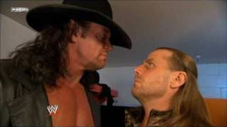 Download Undertaker confronts Shawn Michaels 2009 Video