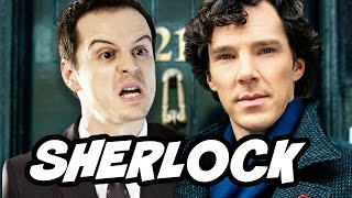 Sherlock Season 4 Episode 1 Easter Eggs - Benedict