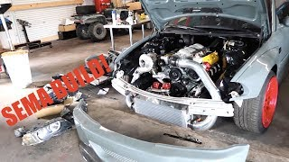 Download TURBO V8 WIDE BODY M3 (HOUSE TO MYSELF FOR A WEEK) Video