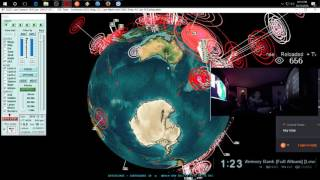 Download 12/12/2016 - Nightly Update - Seismic progression across the planet taking place Video