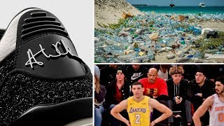 Download Why Recycled JORDAN SNEAKER Collabs Don't Work & Big Baller Brand - Outside The Box Podcast Video