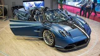 Download 50 best supercars in 89th Geneva Motor Show!! Video
