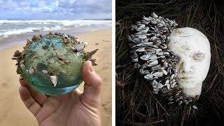 Download 60 шокирующих находок на пляже Video