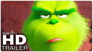 Download THE GRINCH Official Trailer (2018) Video