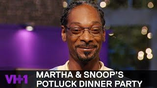 Download Bacon Makes Keke Palmer & Snoop Dogg Dance | Martha & Snoop's Potluck Dinner Party Video