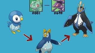 Download Pokémon: How to Evolve - All Evolution Lines (Generation 1-5)* Video