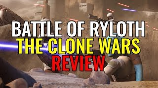 Download Battle of Ryloth - Part 1 - The Clone Wars Review Video