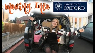 Download MOVING INTO OXFORD UNIVERSITY VLOG! | First Year Fresher Video