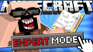 Download If EXPERT MODE was Added to Minecraft Video