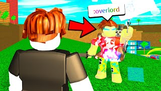 I Put ONLINE DATERS In TIMEOUT Using JAIL Admin Commands! (Roblox