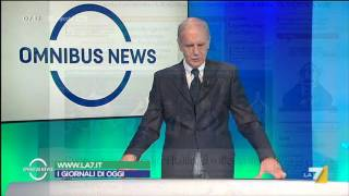 Download Omnibus News (Puntata 20/08/2016) Video