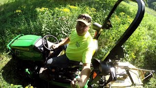 Download Mowing a Jungle - Brush Hog 201; Prerequisite: Dad 101 (or equivalent) Video