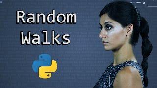 Download A Random Walk & Monte Carlo Simulation || Python Tutorial || Learn Python Programming Video