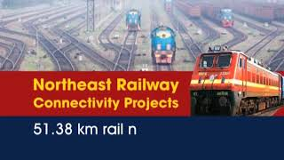 Download Northeast capitals set to link with railways by 2020 with double track railway lines Video