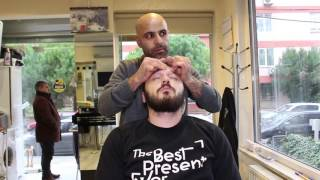 Download ASMR Turkish Barber Face,Head And Body Massage 11 Video