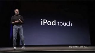 Download Flashback - History of iPod Touch (1st Generation to 5th Generation) Video