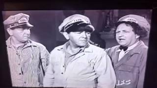 Download Classic Slapstick comedy from The Three Stooges Video