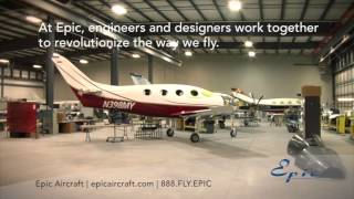 Download Epic Aircraft Video